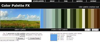 color scheme maker 10 sites to play with colors and create color palettes