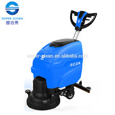 with butterfly handle 220 240v 50hz handheld floor scrubber hotel