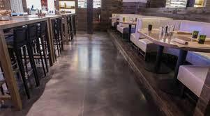 floors for restaurants dining area flooring epoxy coatings