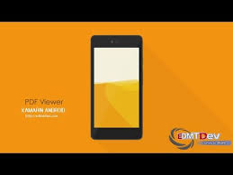 tutorial android pdf xamarin android tutorial pdf viewer youtube