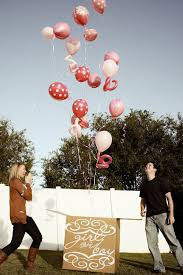 balloon in a box gender reveal party balloon box vinyl decal decor