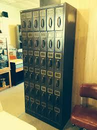 Vintage Industrial File Cabinet Filing Cabinet Antique File Cabinet Large Industrial Steel And