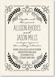 wedding invitation wording in easy wedding invitation wording breakdown