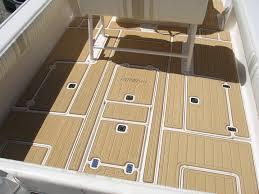 intrepid boats faux teak and seadek marine products
