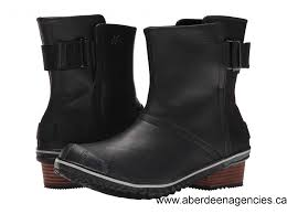 womens boots canada size 11 autumn winter 2017 sorel canada glacy boots black size 10