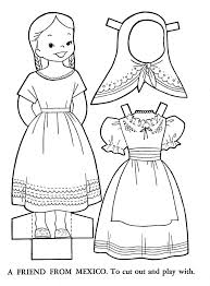 mexico coloring page trend mexico coloring pages 48 in picture