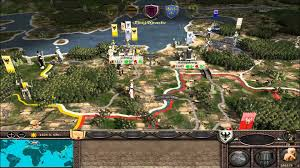 War World 2 Map by Let U0027s Show Gameplay Medieval 2 Total War Conquer The World Mod