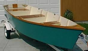 Free Wooden Jon Boat Building Plans by Tkp