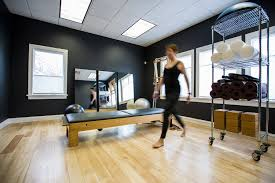 Home Yoga Room by Home Body Lab Great Barrington