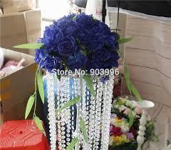 royal blue wedding table centerpieces promotion shop for