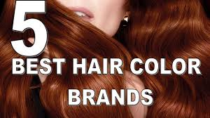 top 5 best hair color brands in india youtube