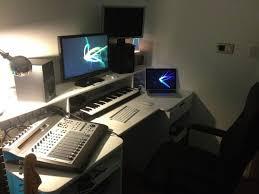 Small Recording Studio Desk Home Recording Studio Desk Plan Cool Scs Digistation Desks