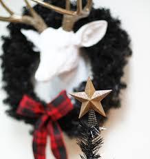 black christmas tree lilyshop by jessie daye