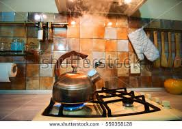 Orange Kettle And Toaster Kettle Stock Images Royalty Free Images U0026 Vectors Shutterstock