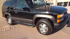 1999 chevrolet 2 door tahoe 4x4 75k miles 1 owner sport z71