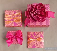 pink gift wrap 72 beautiful diy gift wrap and tags tip junkie