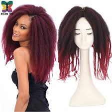 how to crochet black women hair 100 human hair ombre afro marley kinky twist braiding hair 100 kanekalon havana