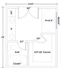 floor plans for bathrooms with walk in shower master bathroom plans with walk in shower master bath plans free