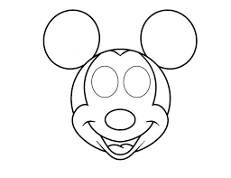 mickey mouse printable free download