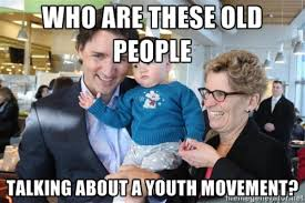 Justin Trudeau Memes - this indifferent baby posing with justin trudeau wins the internet