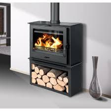 Poele A Bois Ove Pas Cher by Poele A Bois Mural Design Wood Fireplace Original Design Closed