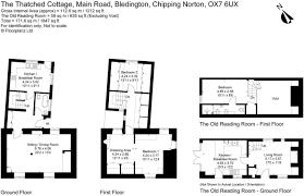 3 bedroom semi detached house for sale in main road bledington