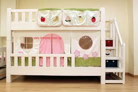 Convertible Children Bunk Bed Ibenma - Small single bunk beds