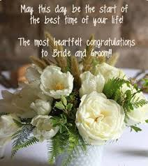 congratulations on your wedding wedding wishes best wishes to the