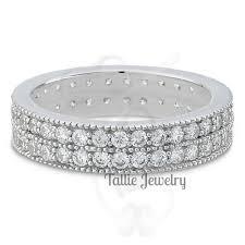 womens diamond wedding bands diamond eternity wedding rings 14k white gold womens diamond