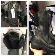 ladies motorcycle riding boots daytona lady star gore tex motorcycle boots review u2014 gearchic