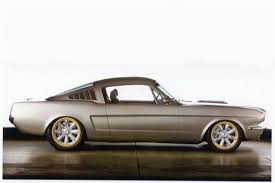 ford 66 mustang 1966 ford mustang custom fastback 137559