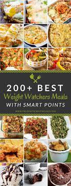 cuisine weight watchers 200 best weight watchers meals with smart points prudent pincher