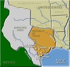 map of mexico with states independence map