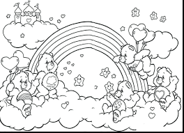 coloring pages carebear coloring pages care bear coloring pages