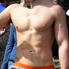 men nipple rings images The most popular body piercings for men and women jpg