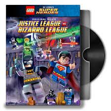 lego movie justice league vs lego dc comics justice league vs bizarro league by nate 666 on