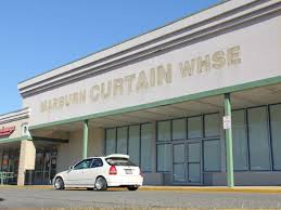Marburn Curtain Stores Curtains Still Closed In Vacant Marburn Warehouse Empty In