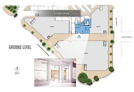 arrival level siteplan the mark sarasota luxury condos