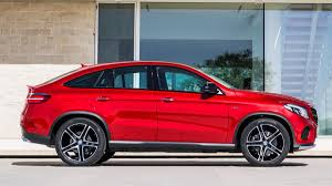 meet the new 2016 mercedes benz gle 450 amg sport coupe autoweek