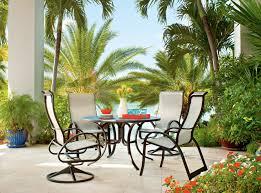 telescope casual aruba ii sling patio furniture country stove