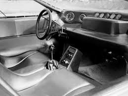 concept flashback 1968 alfa romeo carabo by bertone