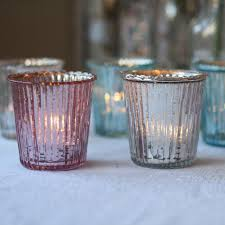 25 unique glass tea light holders ideas on