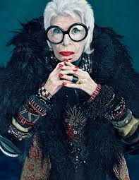 get a load of all the fairest of them all get a load of the iris apfel