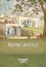 kelly moore unveils colorful lifestyles of the west for yesterday