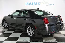 chrysler 300 oil light keeps coming on 2016 used chrysler 300 300c at haims motors serving fort lauderdale