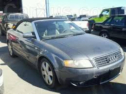 used 2003 audi a4 for sale used 2003 audi a4 1 8 cab car for sale 1 000 usd automotive