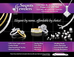 after thanksgiving sale sample advertisement jewelry secrets