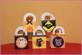 our picks 5 cute kids halloween party favor treat bags and boxes