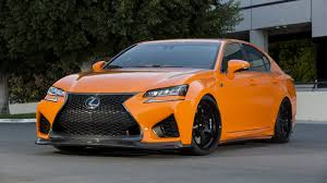 rcf lexus orange lexus gs f reviews specs u0026 prices top speed