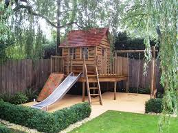 Best  Kid Tree Houses Ideas Only On Pinterest Diy Tree House - Backyard fort designs